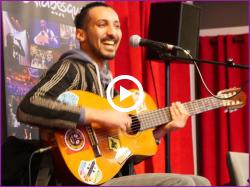 Photo et lien vidéo vers Les Jeunes Voix d'Arabesque